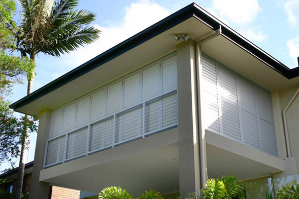 Aluminium Shutters Gold Coast