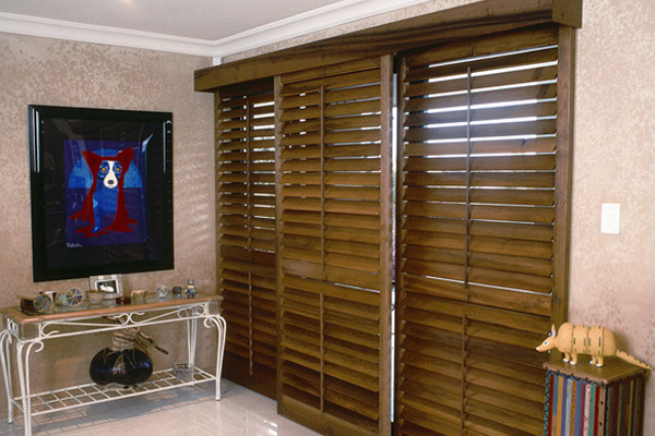 timber shutters gold coast